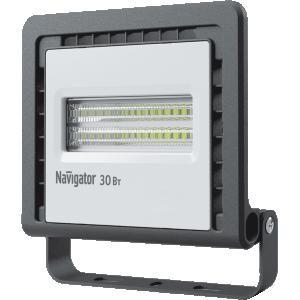 Прожектор светодиодный 30W 6500K 2400lm IP65 Navigator