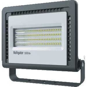 Прожектор светодиодный 100W 4000K 8100lm IP65 Navigator