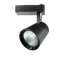 Светильник трековый 0330 30W 4000К 3000lm IP40 черный Jazzway