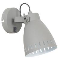 Светильник настенный (спот) серый HN5050-1K 1x40W Е27 ETP