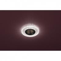 Светильник галогенный с подсветкой DK LD1 PK розовый