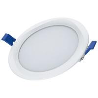 Светильник светодиодный внутренний круг 12W 4000K 170х24 960lm IP40 ETP
