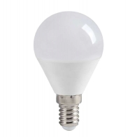 Лампа светодиодная 5W Шар Е14 4000K 450lm Belsvet