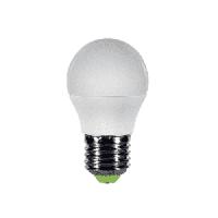 Лампа светодиодная 5W Шар Е27 4000K 450lm Belsvet