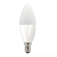 Лампа светодиодная 5W Свеча E14 4000K 450lm Belsvet