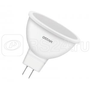Лампа светодиодная MR16 (G5.3) 220V 4.2W 3000K 400lm OSRAM