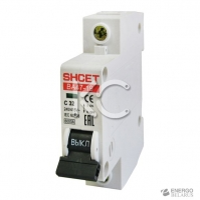 Выключатель автоматический 1Р 32А SHCET