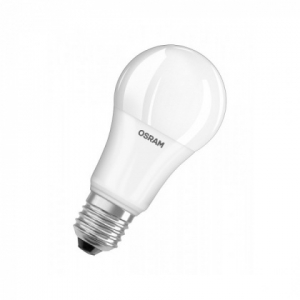 Лампа светодиодная 8W Груша Е27 3000K OSRAM
