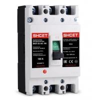 Выключатель автоматический 3Р 160А (габ. 225) SHCET