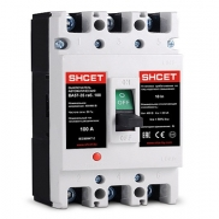 Выключатель автоматический 3Р 200А (габ. 225) SHCET
