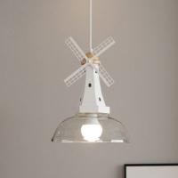 Люстра потолочная  Астерия Мельница (белый) 1хЕ27 Home Light