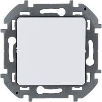 Инспирия (Легранд) Выключатель 1-кл. перекрестный белый СП (механизм)