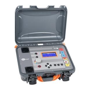 Измеритель параметров электробезопасности мощных электроустановок BEL-MZC-6